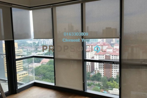 For Sale Serviced Residence at The Elements, Ampang Hilir Freehold Semi Furnished 1R/1B 590k