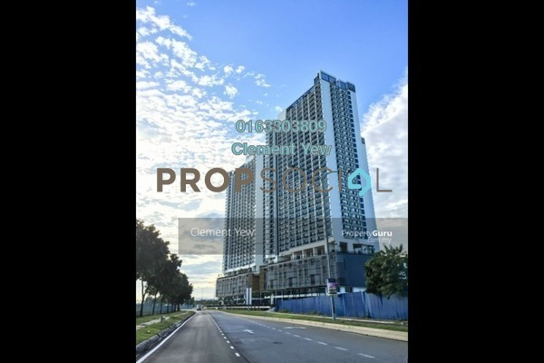 For Rent SoHo/Studio at Trefoil, Setia Alam Freehold Semi Furnished 0R/0B 850translationmissing:en.pricing.unit