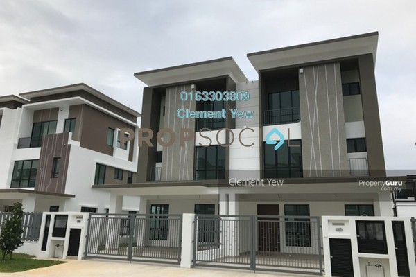 For Sale Semi-Detached at Elmeri, Setia Alam Freehold Unfurnished 6R/5B 1.25m