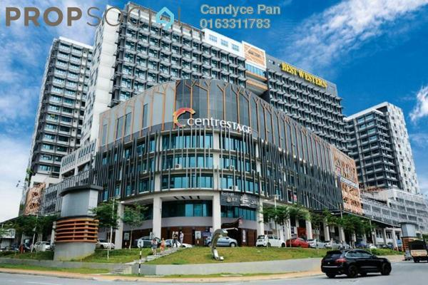 For Sale Serviced Residence at Centrestage, Petaling Jaya Leasehold Fully Furnished 0R/1B 315k