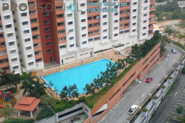 For Rent Apartment at Flora Damansara, Damansara Perdana Leasehold Unfurnished 3R/2B 900translationmissing:en.pricing.unit