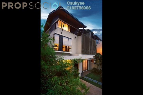 For Rent Semi-Detached at Idamansara, Damansara Heights Freehold Fully Furnished 6R/5B 15k