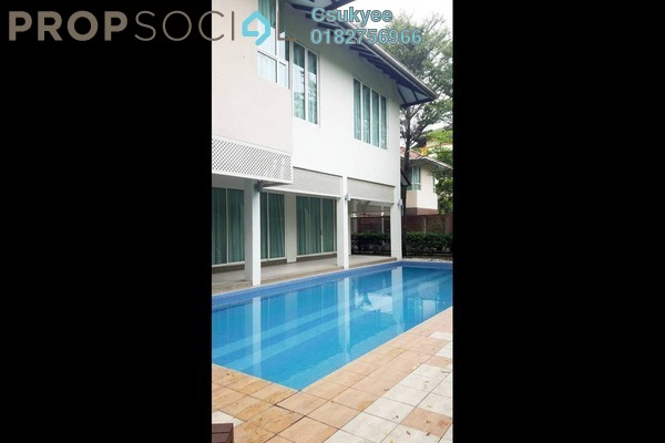For Rent Bungalow at Taman Duta, Kenny Hills Freehold Semi Furnished 5R/5B 15k