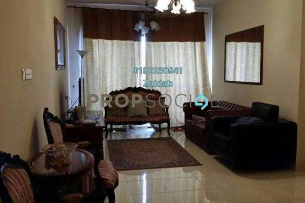 For Sale Condominium at Casa Indah 1, Tropicana Leasehold Fully Furnished 3R/3B 670k