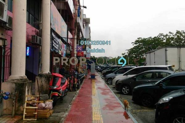 For Rent Shop at Section 19, Shah Alam Leasehold Unfurnished 0R/0B 5k