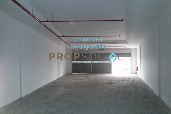 For Rent Office at The Golden Triangle, Relau Freehold Unfurnished 0R/1B 1.6k