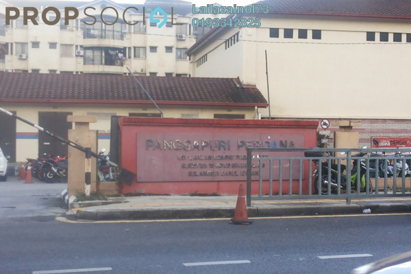 For Rent Apartment at Perdana Apartment, Shah Alam Leasehold Unfurnished 3R/2B 1.3k