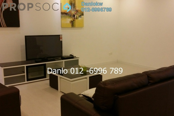 For Rent Condominium at Binjai 8, KLCC Freehold Fully Furnished 1R/1B 3.8k