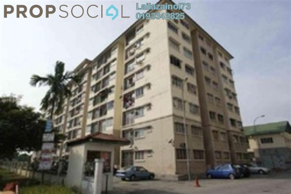For Sale Condominium at Puchong Permata 1, Puchong Freehold Unfurnished 3R/2B 270.0千