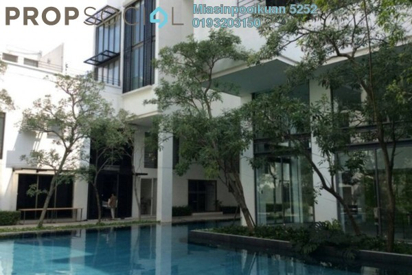 For Rent Condominium at Centrio, Pantai Leasehold Fully Furnished 1R/2B 2.65k