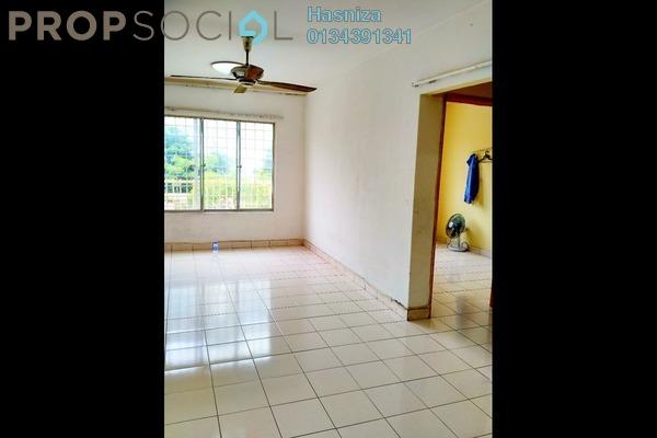 For Sale Apartment at Latan Biru, Kota Damansara Leasehold Semi Furnished 3R/2B 313k