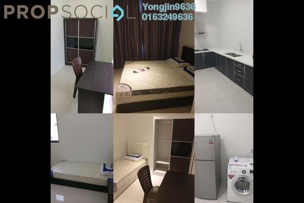 For Rent Serviced Residence at Da Men, UEP Subang Jaya Freehold Fully Furnished 3R/1B 1.8k
