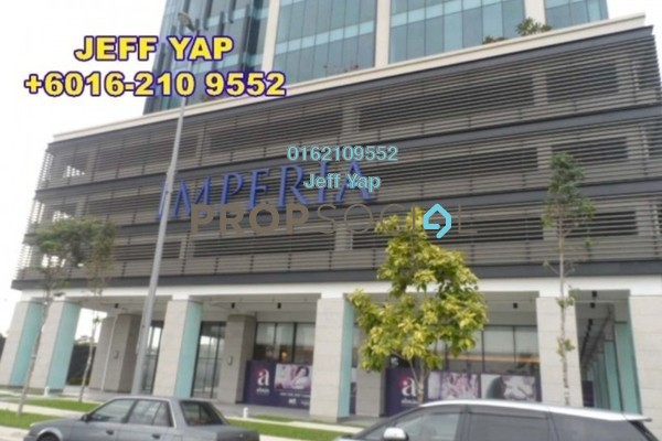 For Rent Condominium at Imperia, Puteri Harbour Freehold Fully Furnished 3R/3B 5.5k