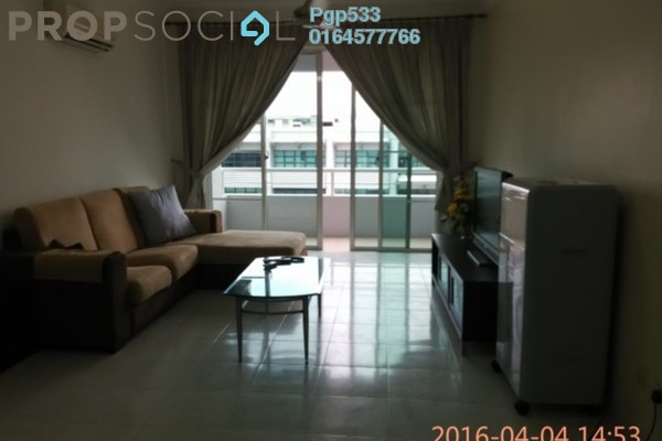 For Rent Condominium at BaysWater, Gelugor Freehold Fully Furnished 3R/2B 2k