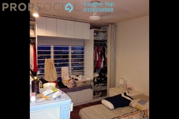 For Sale Condominium at Plaza Metro Prima, Kepong Leasehold Semi Furnished 3R/2B 430k
