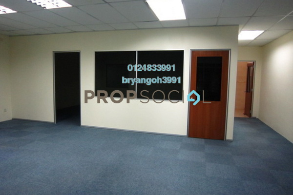 For Rent Office at Sri Sungei Nibong Complex , Sungai Nibong Freehold Unfurnished 0R/2B 2k