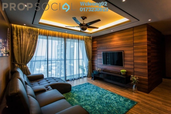 For Sale Apartment at Centrestage, Petaling Jaya Leasehold Semi Furnished 3R/2B 465k