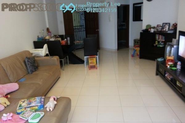 For Rent Condominium at Villa Wangsamas, Wangsa Maju Freehold Semi Furnished 3R/2B 1.8k