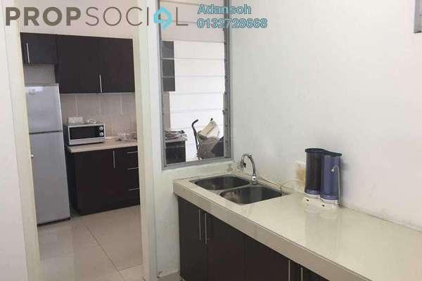 For Rent Condominium at Menjalara 18 Residences, Bandar Menjalara Freehold Fully Furnished 3R/2B 2.3k