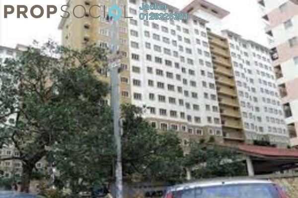 For Rent Apartment at Putra Suria Residence, Bandar Sri Permaisuri Leasehold Semi Furnished 3R/2B 1.25k