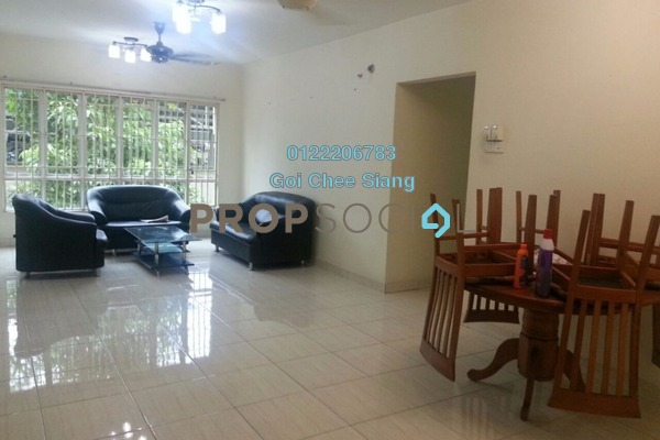 For Sale Condominium at Green Avenue, Bukit Jalil Freehold Semi Furnished 3R/2B 510k