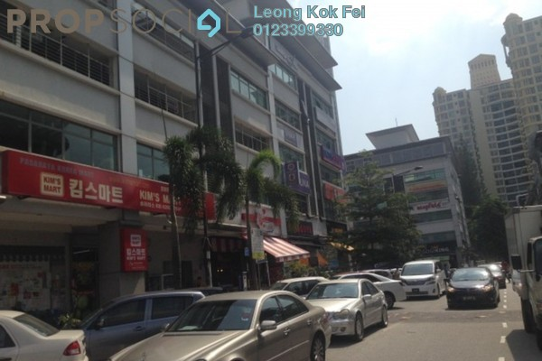 For Rent Shop at Solaris Mont Kiara, Mont Kiara Freehold Unfurnished 0R/0B 8.5k