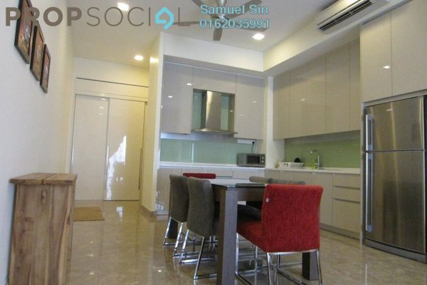 For Rent Condominium at Laman Ceylon, Bukit Ceylon Freehold Fully Furnished 2R/2B 4k