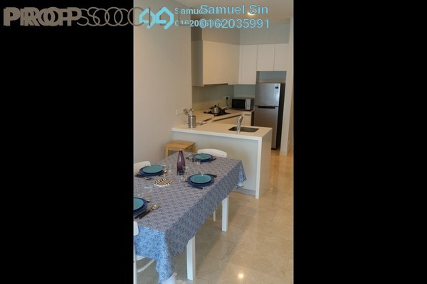 For Rent Condominium at Panorama, KLCC Freehold Fully Furnished 1R/1B 3.3k
