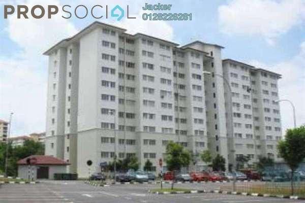 For Rent Apartment at Angsana Apartment, Bandar Mahkota Cheras Freehold Unfurnished 3R/2B 700translationmissing:en.pricing.unit