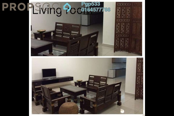 For Rent Terrace at One Residences, Sungai Besi Leasehold Semi Furnished 4R/4B 2.3k