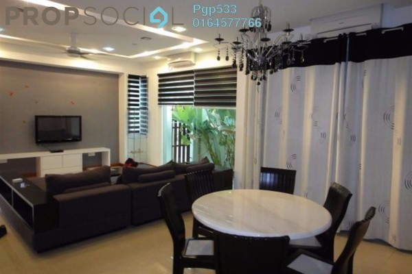 For Rent Semi-Detached at BayGarden, Bayan Indah Freehold Fully Furnished 4R/5B 4.5k