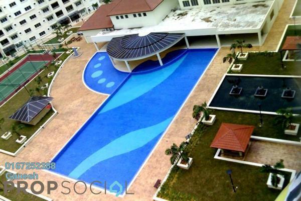 For Sale Condominium at SuriaMas, Bandar Sunway Leasehold Semi Furnished 4R/2B 560k