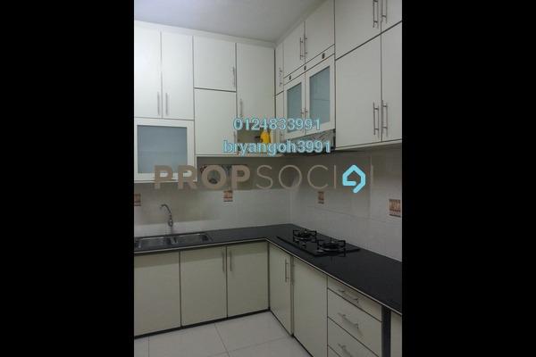 For Rent Condominium at Sunrise Garden, Sungai Ara Freehold Semi Furnished 3R/2B 1.2k