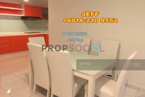 For Rent Serviced Residence at Sky Loft, Bukit Indah Freehold Fully Furnished 3R/2B 2.7k