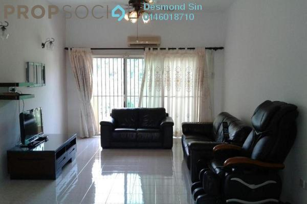For Sale Condominium at Alpine Tower, Bukit Jambul Leasehold Semi Furnished 3R/2B 580k