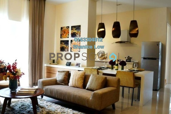 For Rent Condominium at First Residence, Kepong Leasehold Fully Furnished 3R/2B 2.1k