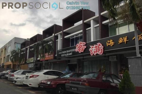 For Rent Shop at Section 1, Bandar Mahkota Cheras Freehold Unfurnished 0R/0B 1.5k