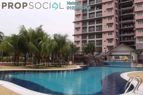 For Rent Condominium at Precinct 11, Putrajaya Freehold Fully Furnished 3R/2B 1.8k