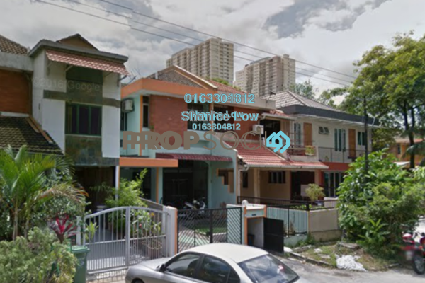 For Rent Terrace at Section 62, Bandar Menjalara Freehold Semi Furnished 5R/3B 1.6k
