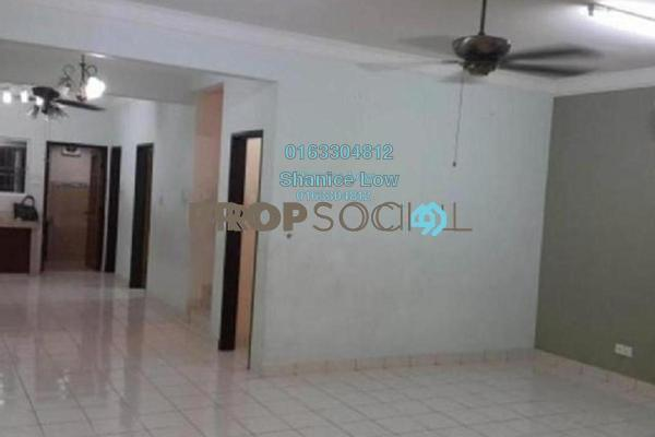 For Sale Condominium at Fortune Avenue, Kepong Leasehold Unfurnished 3R/2B 480k