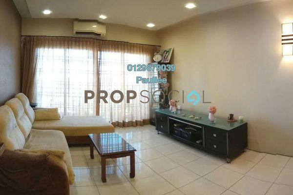 For Sale Condominium at Suria Damansara, Kelana Jaya Leasehold Fully Furnished 3R/2B 550k