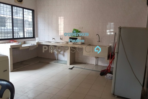 For Rent Terrace at SS15, Subang Jaya Freehold Semi Furnished 9R/4B 3k