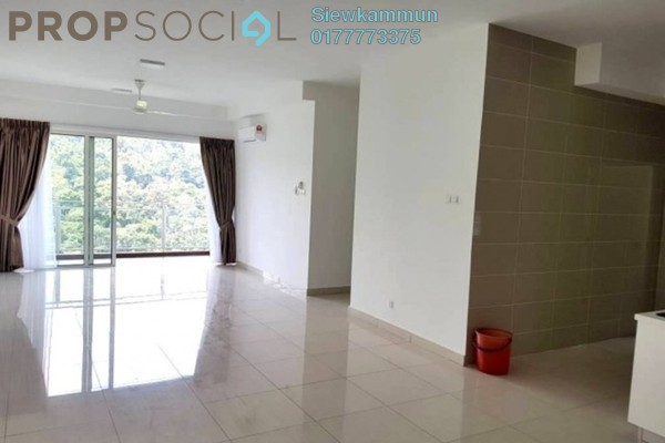 For Rent Apartment at Damansara Foresta, Bandar Sri Damansara Freehold Unfurnished 4R/3B 2k