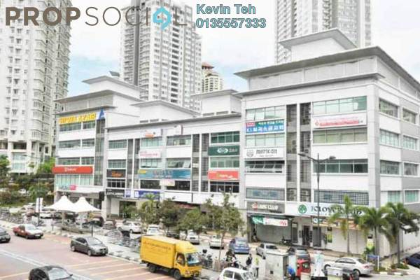 For Sale Shop at Solaris Mont Kiara, Mont Kiara Freehold Fully Furnished 0R/0B 11m