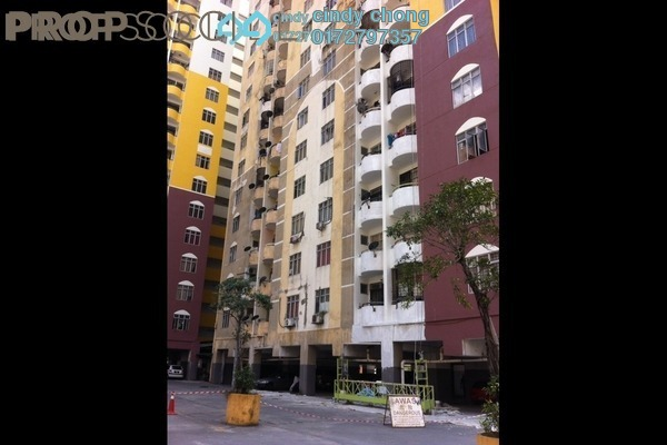 For Rent Apartment at Lagoon Perdana, Bandar Sunway Leasehold Semi Furnished 3R/2B 1.05k