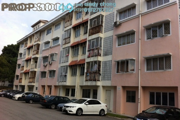 For Sale Apartment at Desa Mutiara Apartment, Mutiara Damansara  Unfurnished 3R/2B 358k
