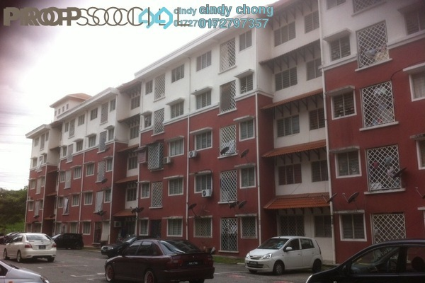 For Sale Apartment at Desa Mutiara Apartment, Mutiara Damansara  Unfurnished 3R/2B 280k