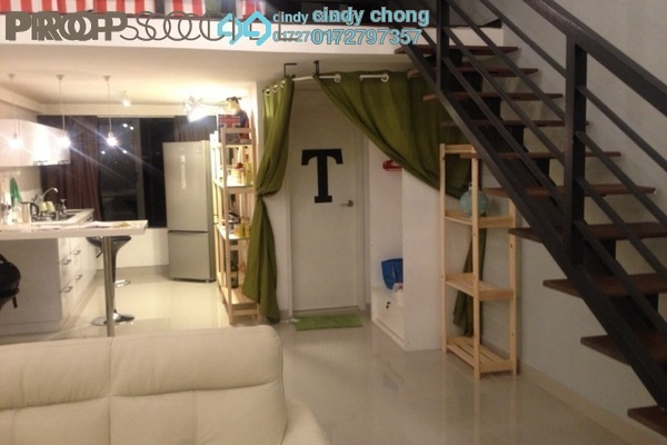 For Rent SoHo/Studio at Subang SoHo, Subang Jaya Freehold Fully Furnished 1R/1B 1.9k