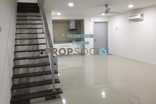 For Rent Condominium at Arte SW, Shah Alam Leasehold Semi Furnished 2R/2B 1.85k