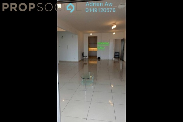 For Rent Condominium at Sky Vista Residensi, Cheras Freehold Semi Furnished 4R/3B 2.2k